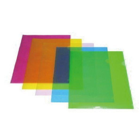 E-310  加厚L型文件夾(12個)
