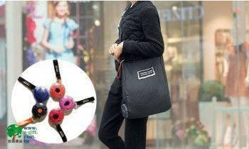 【E-gift】圓盤伸縮購物袋