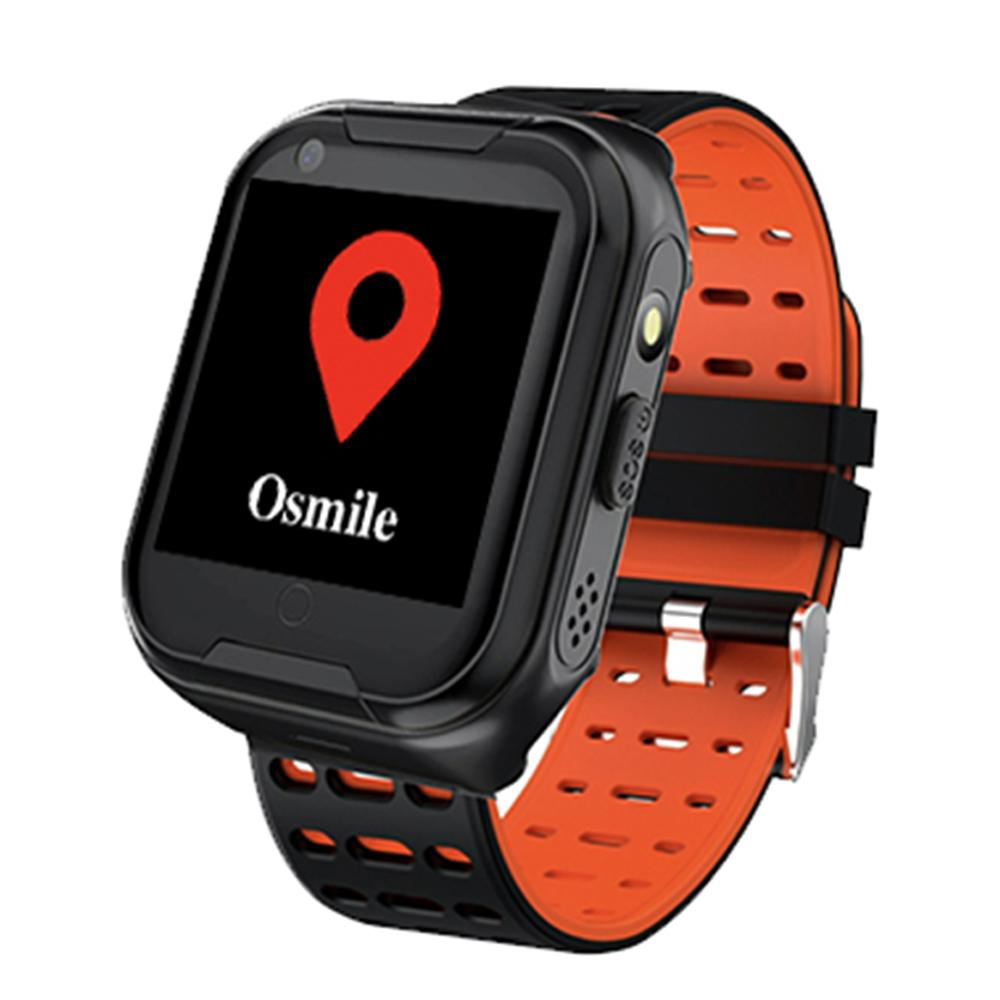 4G GPS Tracker Watch with SOS & Health monitor function (Enterprise Ve1ion)