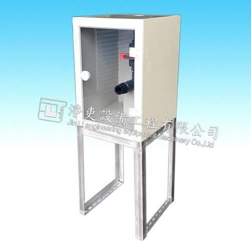 耐酸鹼閥箱