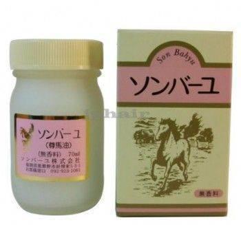 日本 尊馬油營養霜