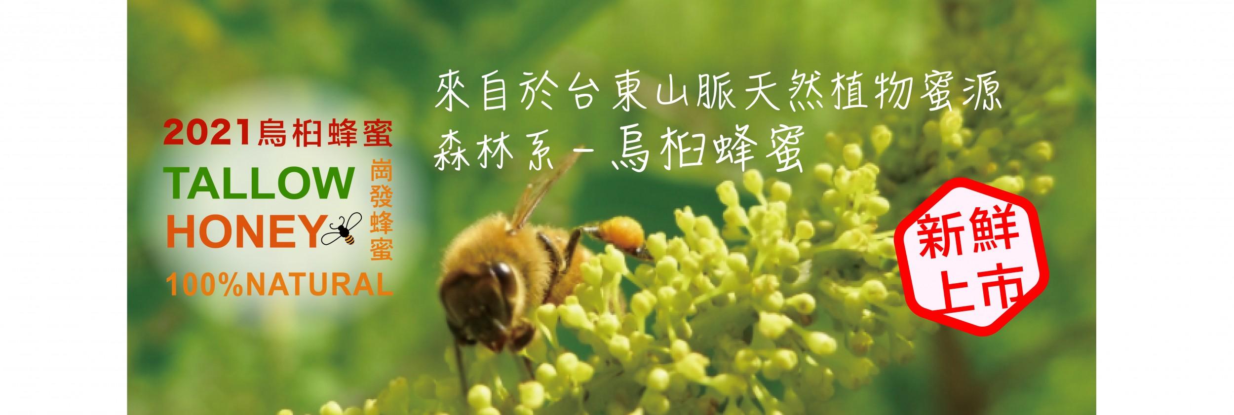 2021烏桕蜂蜜