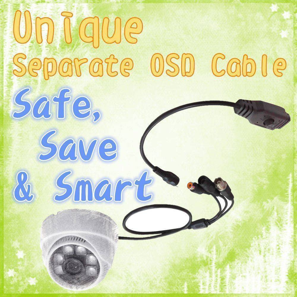 C-RCA Cable for IR Camera