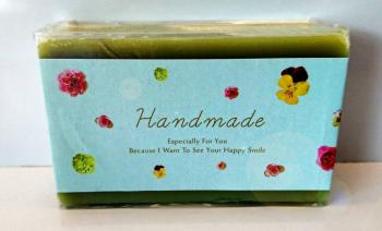 桑妮手工 - 清新薄荷檸檬皂
