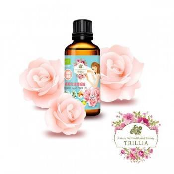 Trillia LORI 玫瑰精華油 (有機認證中)