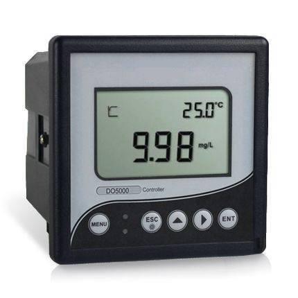 溶氧計盤面式DO5000
