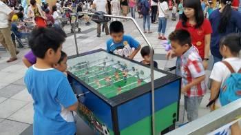 桌上手足球