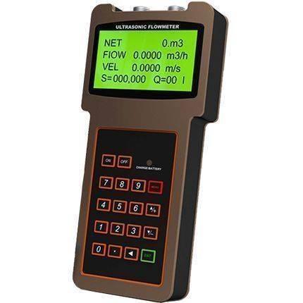手持式管外夾超音波 UFT010-P