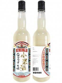 日月潭GOOD小米酒