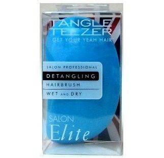 英國TANGLE TEEZER 英國科技美髮梳  粉藍(乾濕兩用梳)