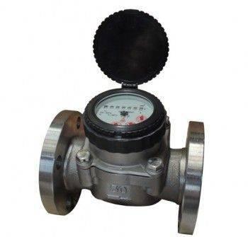 螺旋型水錶(不銹鋼)