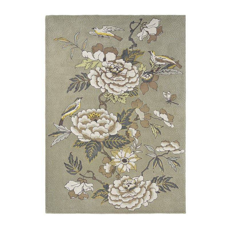 PAEONIA(灰褐) RUGS