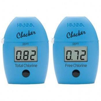 手提式餘氯偵測器 HI711&HI701