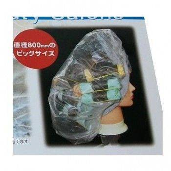 燙髮用蒸氣保温帽 FLORA5605