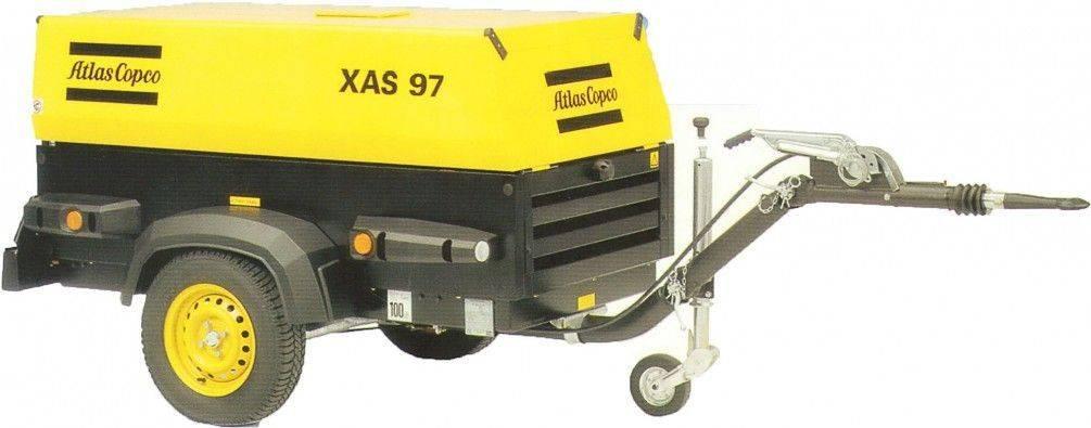 XAS97空壓機