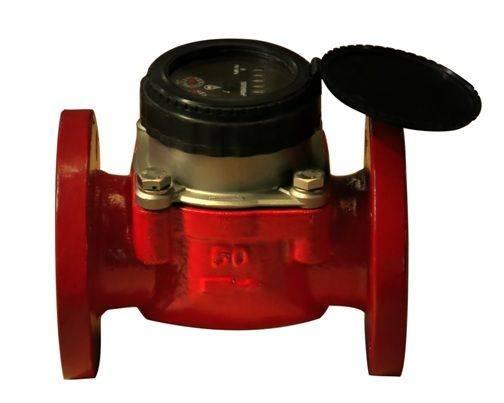 螺旋型水錶(熱水型)