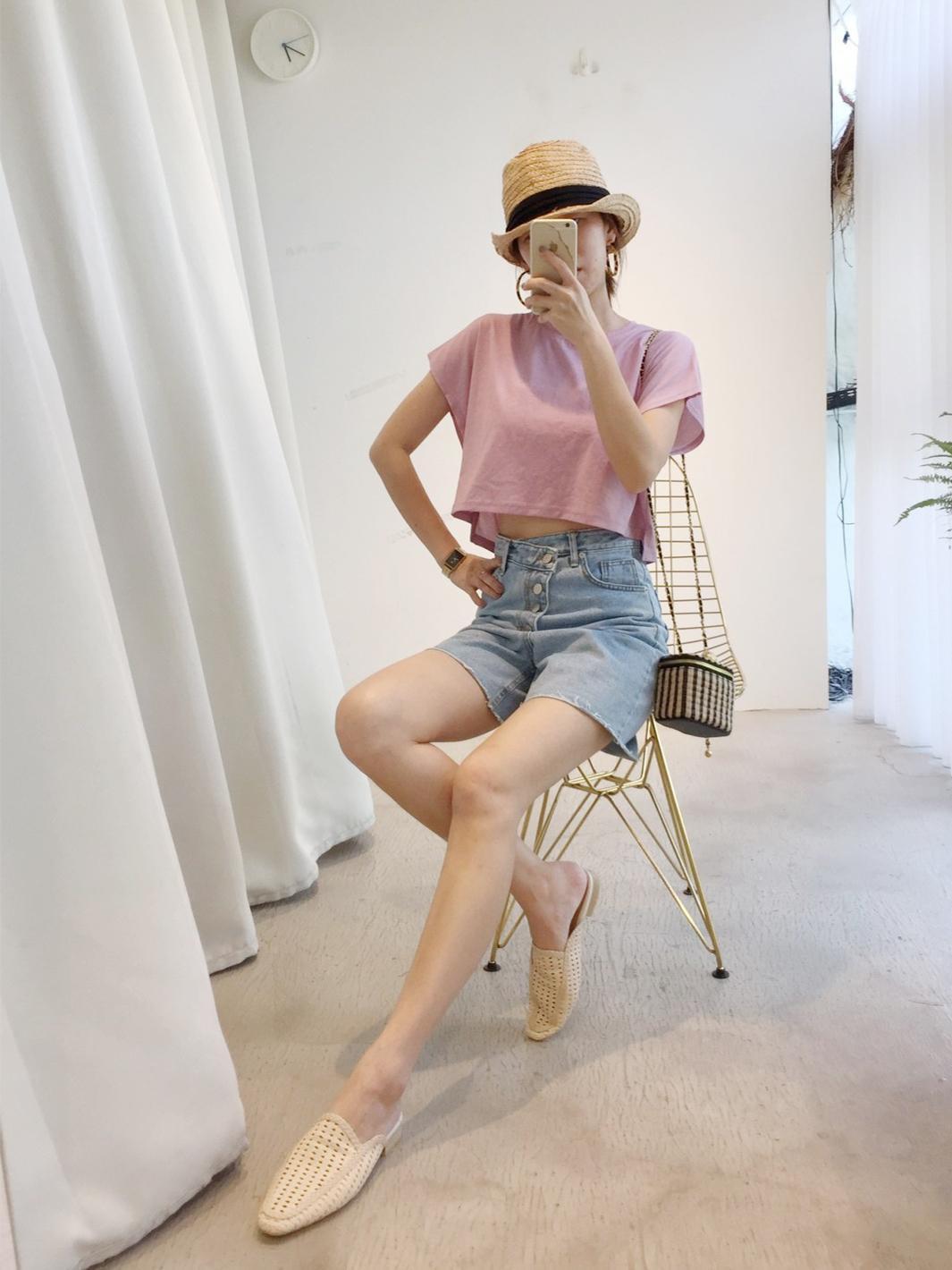 MAY_5253 韓 二色竹編便鞋(預購 米、咖)