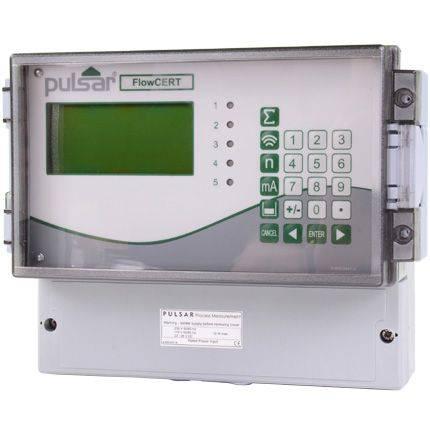 超音波流量傳訊器 FlowCert