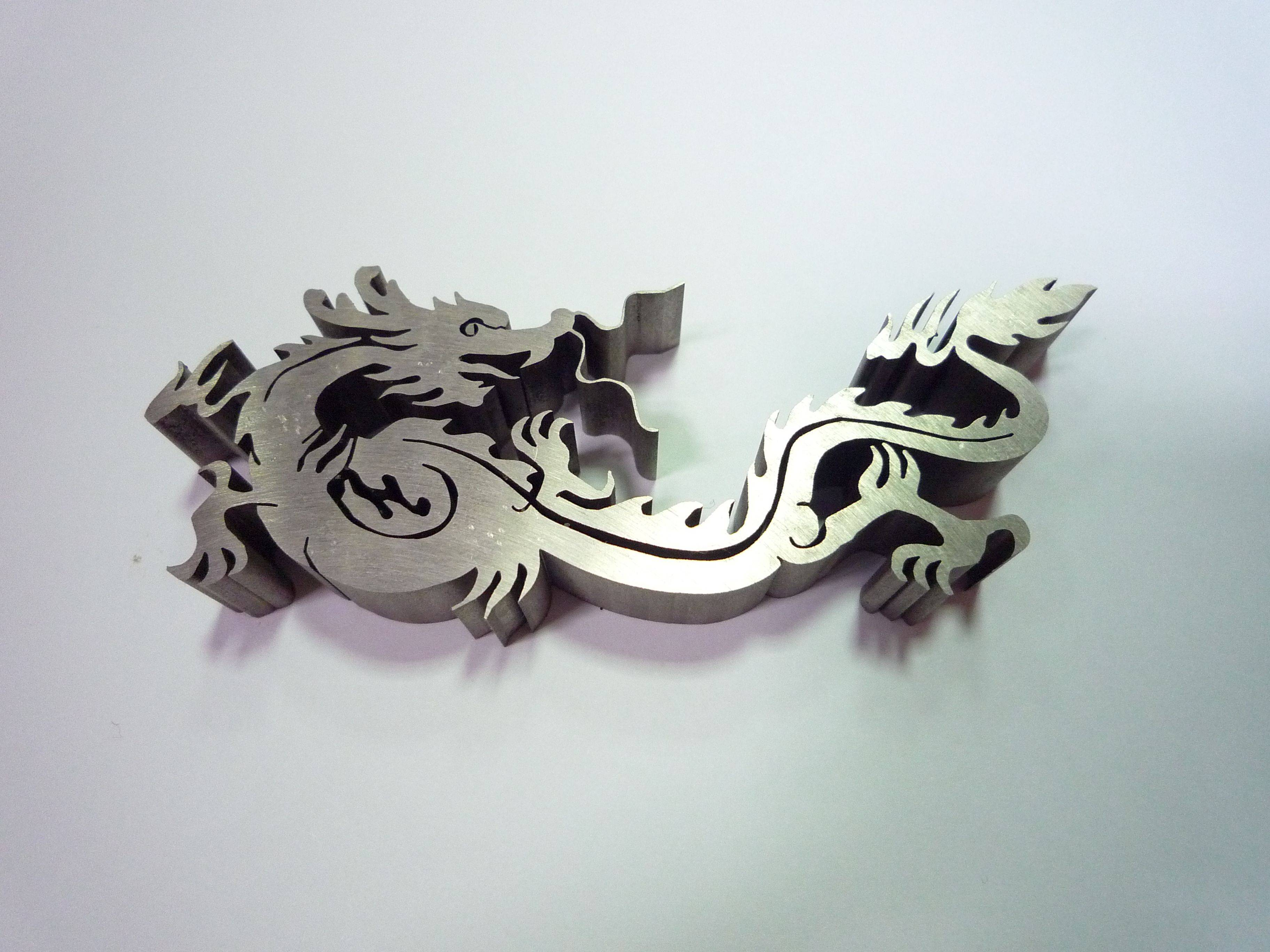 樣品-中國龍
