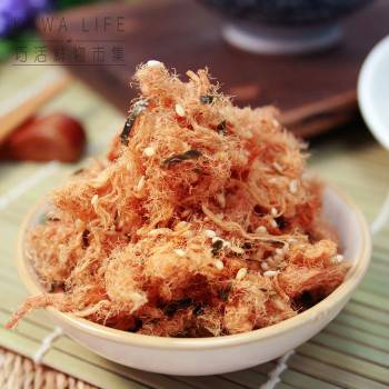【KAWA巧活】能量豬酥饌肉鬆-海苔