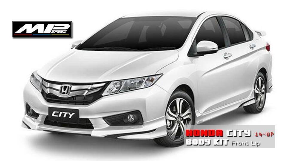 2014-2017 Honda City MO Style Front Lip