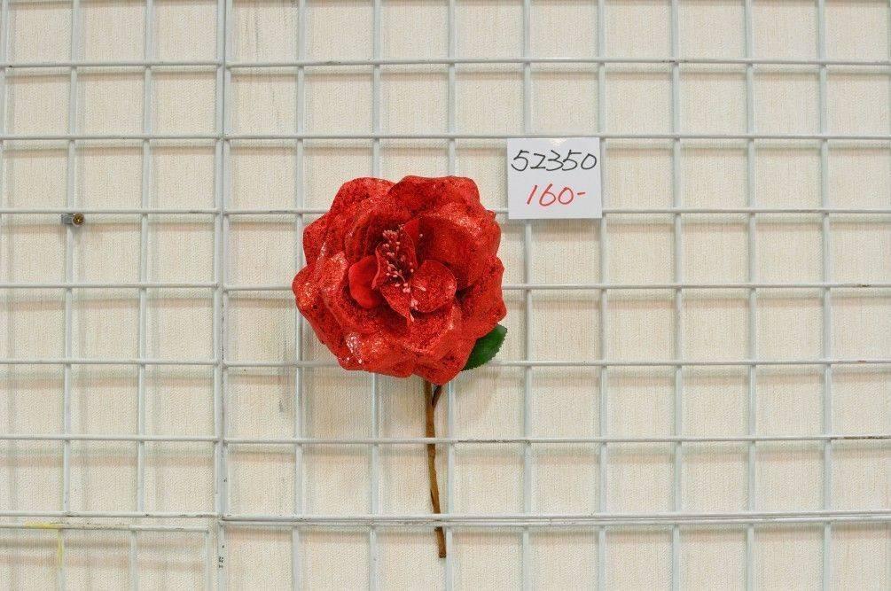 紅色玫瑰花