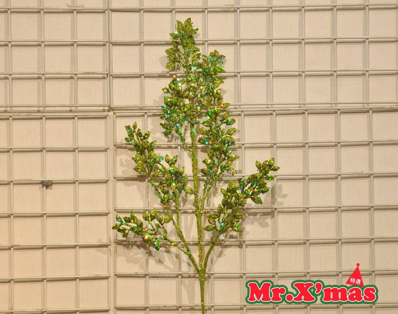 綠葉子長枝