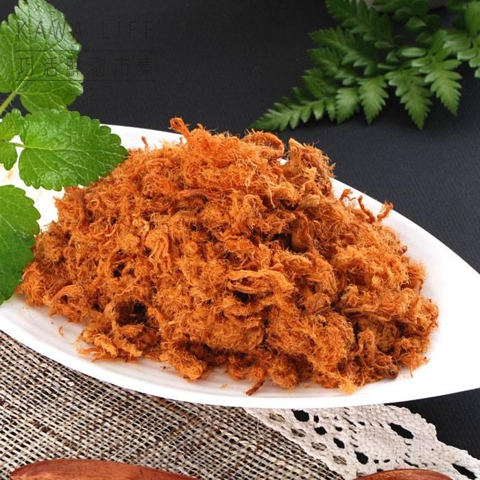 【KAWA巧活】能量豬酥饌肉鬆-原味