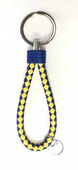 編繩鑰匙扣