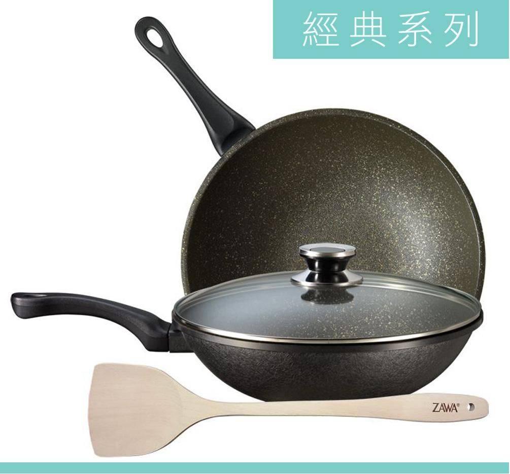 炒鍋 32cm  鈦讚鍋™【經典系列】適合小家庭