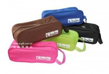 【E-gift】可視型鞋袋 旅行收納鞋袋(5色)