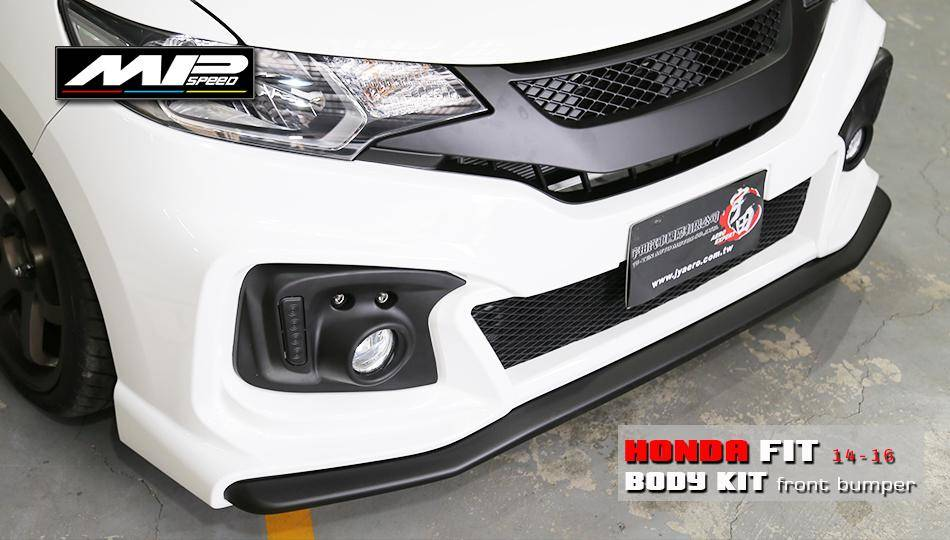 2014-2016 Honda Fit M Style  Front Bumper(LG/RS)